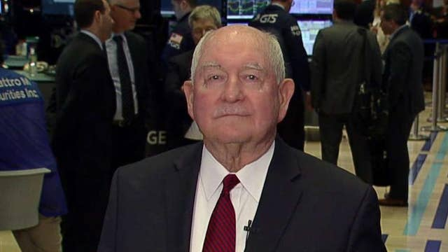 Secretary of Agriculture on Trump administration's work for welfare proposal