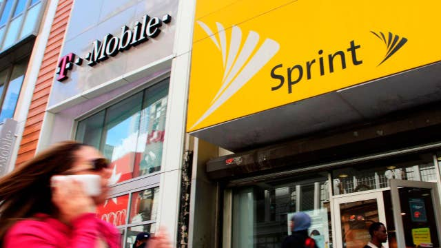 DOJ weighs pros, cons of T-Mobile/Sprint merger