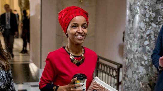 Should Rep. Omar be removed from the House Foreign Affairs Committee?