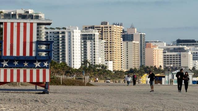 Airbnb sues Miami Beach