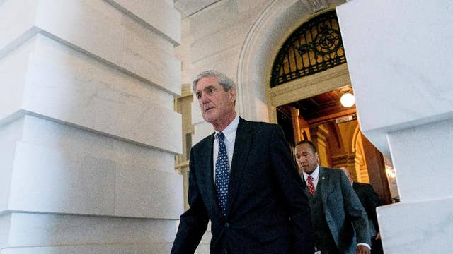 Mueller probe funded through the end of September: Report