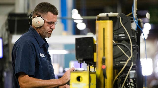 Manufacturing to lead US economy to three percent growth this year?