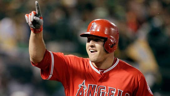 Mike Trout's big new tax bill