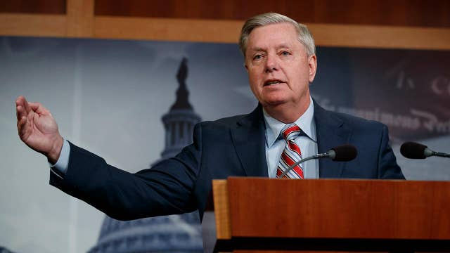Sen. Graham calls for new special counsel to probe Comey, FBI