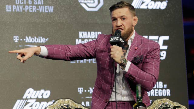 Conor McGregor is negotiating with UFC for more money, not retiring: Jason Whitlock