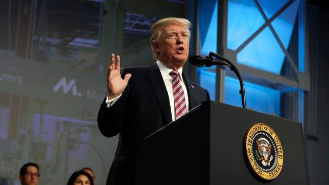 Trump's 2020 reelection efforts: Rhetoric vs. economic successes
