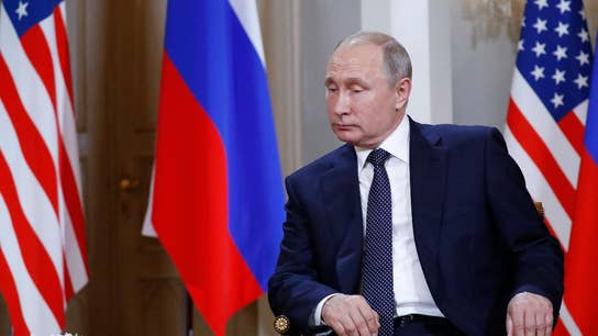 Russia's Vladimir Putin is the most dangerous guy on the planet: Adm. Mike Mullen