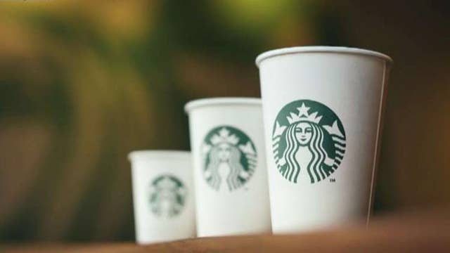 Starbucks CEO: Want to serve coffee in sustainable packaging