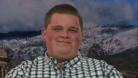Idaho teen entrepreneur on track to sell $100K in custom fishing rods by the end of the year