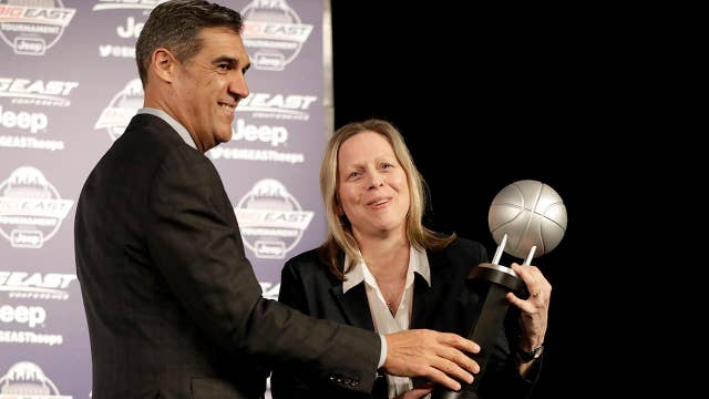 Big East Conference commissioner's advice to young women looking to break into sports industry