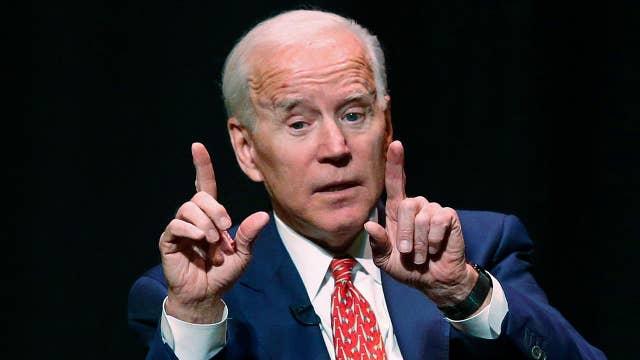 When Biden gets in he'll get the Wall Street money: Gasparino