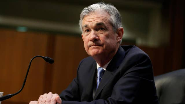 Powell says he's in no hurry to raise interest rates: Varney
