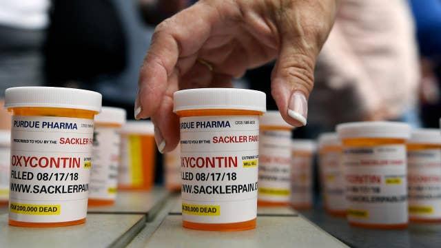 Opioid settlement: Purdue Pharma reaches deal with Oklahoma for $270M