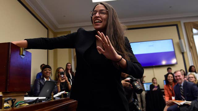 Why Ocasio-Cortez is wrong about capitalism