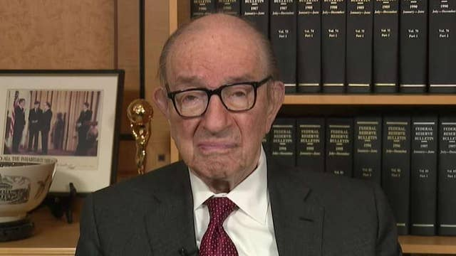 Alan Greenspan: Real growth stems from capitalism, not socialism