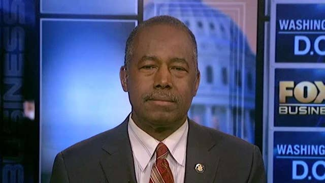 Ben Carson takes on Facebook over housing discrimination on the social media platform