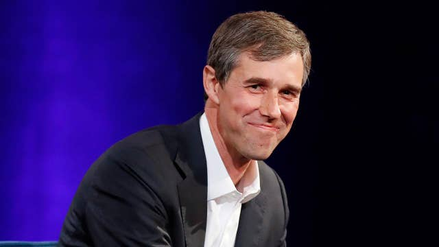 Beto O'Rourke says there is no crisis at border despite surge in illegal crossings