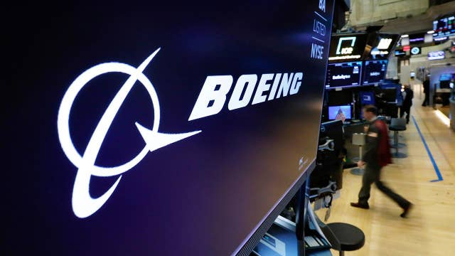 Boeing shares spike after unveiling 737 Max fixes