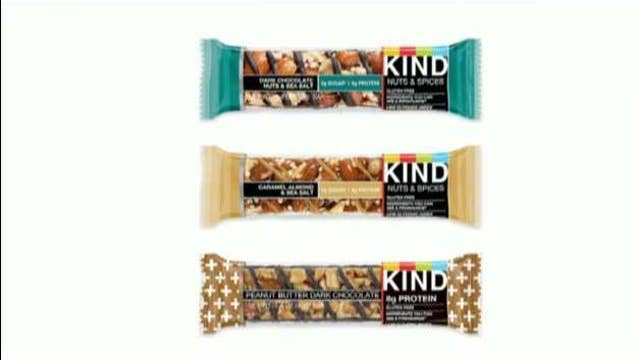 KIND CEO takes on FDA over food labeling