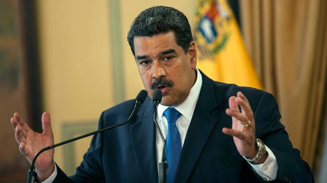 Trish Regan: Maduro is responsible for the suffering of millions