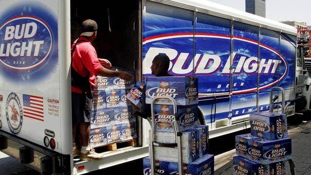 MillerCoors, Anheuser-Busch beer battle going to court; Tyson recalls chicken strips
