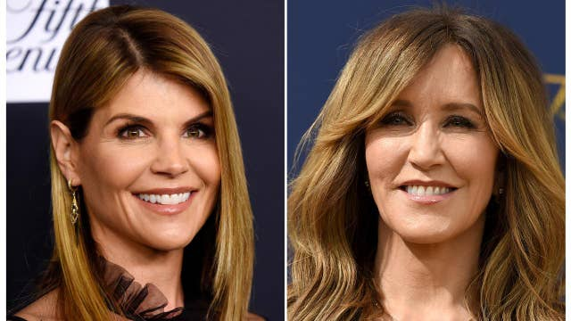 College admissions scandal revealing Hollywood hypocrisy?