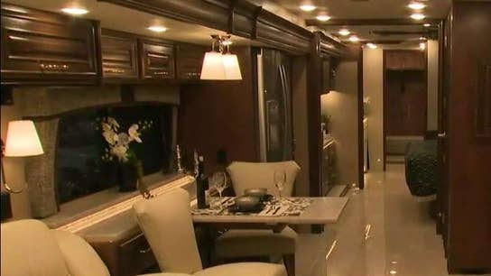 Inside look at a $740K RV