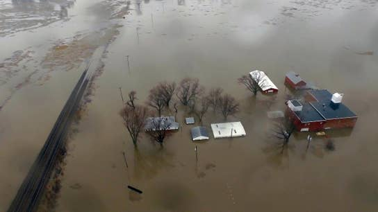 Most substantial flood I've ever seen in my farming career: Iowa Soybean Association Executive Director