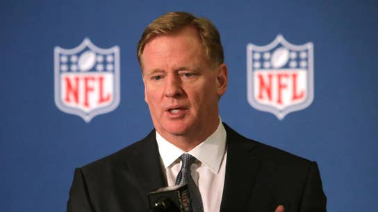 NFL's Roger Goodell's feud with Barstool Sports President