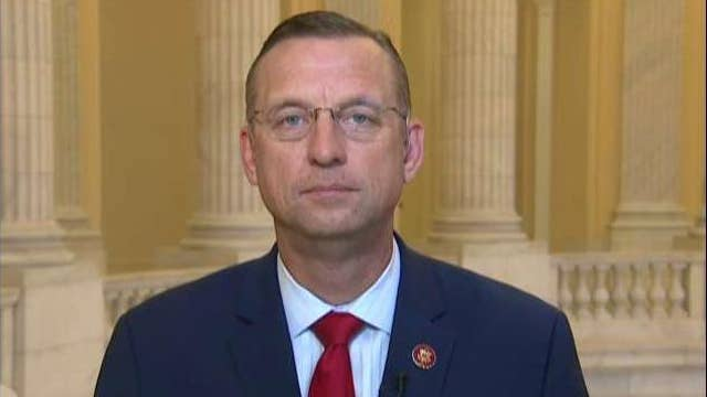 There was a cabal at the Department of Justice: Rep. Doug Collins