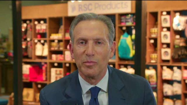 Howard Schultz: The Green New Deal is fantasy