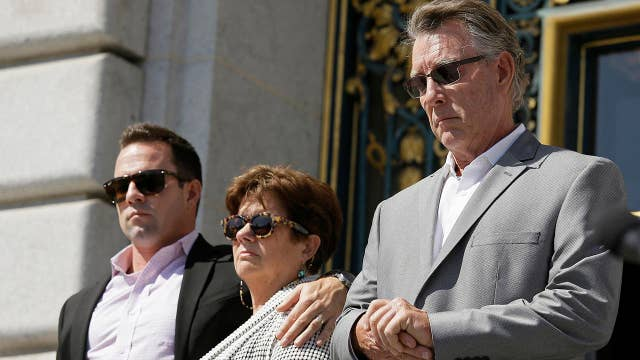 Kate Steinle's parents can't sue San Francisco for negligence