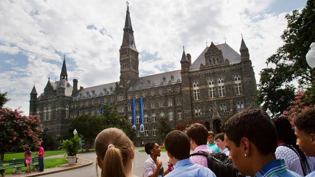 Colleges aren't completely innocent in cheating scandal: Wall Street Journal board member