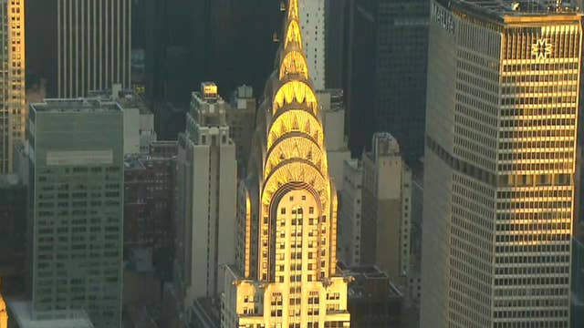 Chrysler Building sells at bargain price; plastic surgery is on the rise