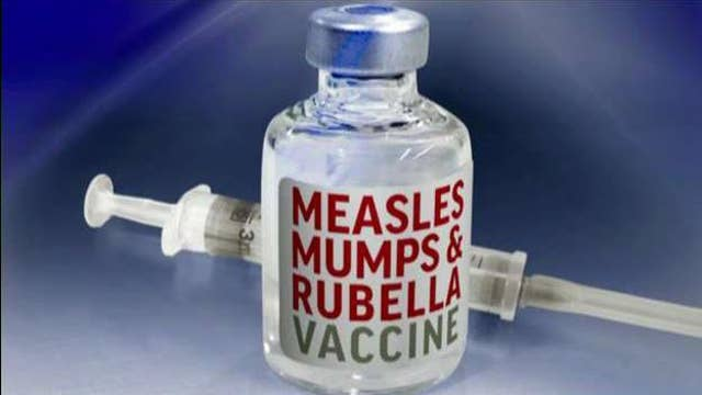 Measles outbreak leads New York's Rockland County to declare state of emergency
