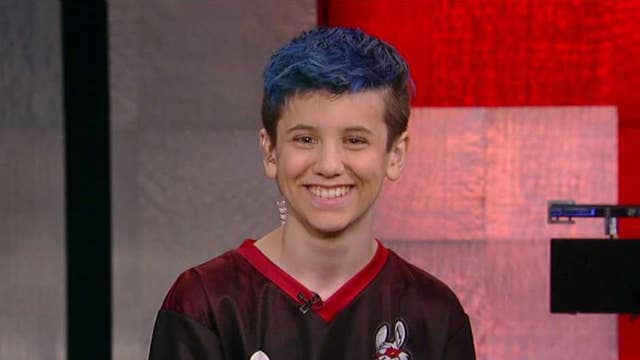 Teen makes $200K playing 'Fortnite'
