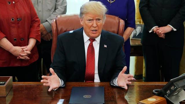 Democrats ramp up attacks against Trump ahead of 2020 elections