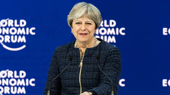 Theresa May's political future in doubt over Brexit?