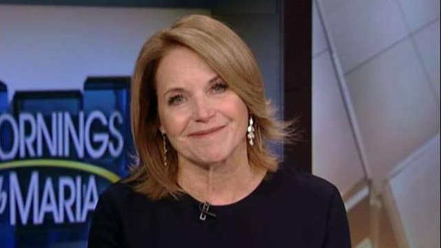 Katie Couric on making science a priority in America