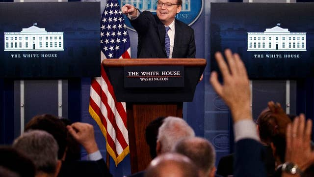 US wages are skyrocketing: Kevin Hassett
