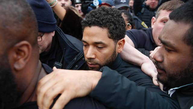 Why the Jussie Smollett case is so 'unusual'