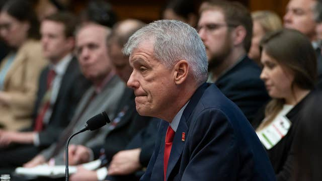 Wells Fargo CEO tells Congress that the bank has made reforms
