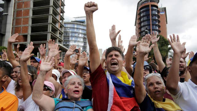 Russians in Venezuela a potential problem for US?