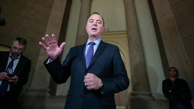 Adam Schiff should resign as chairman of the House Intelligence Committee: Rep. Green