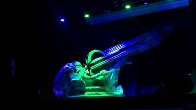 NJ high school production of 'Alien' goes viral