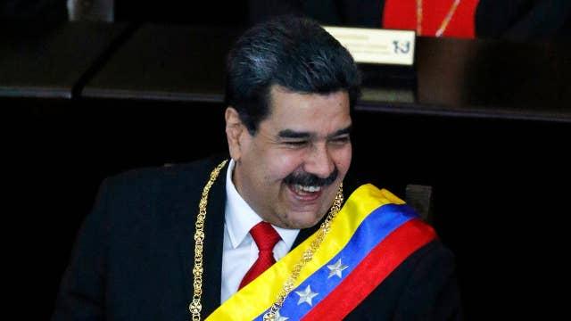 Trish Regan: Venezuela's Maduro detained another journalist