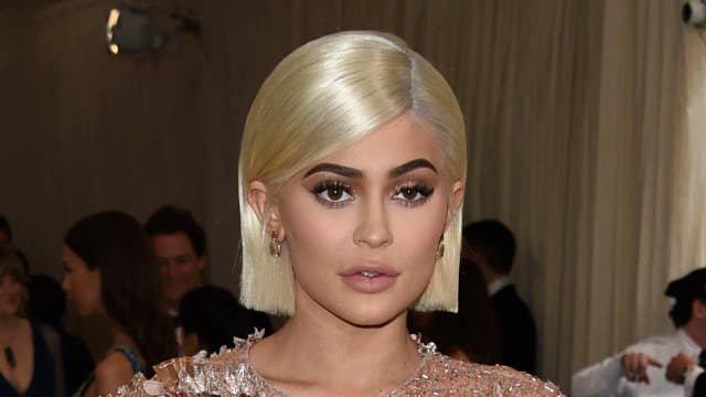 Kylie Jenner named the youngest 'self-made' billionaire by Forbes
