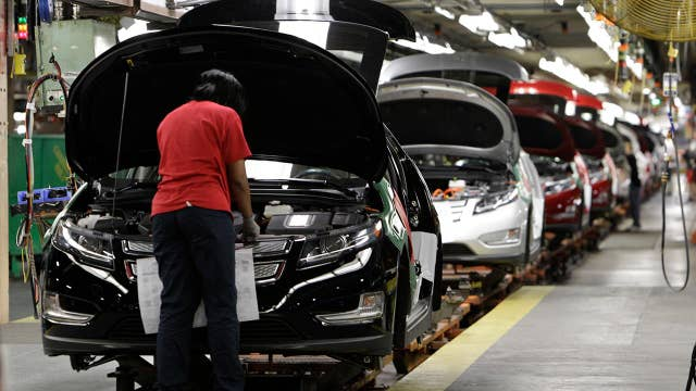 US auto industry is showing some real signs of stress: Global Automakers Association CEO