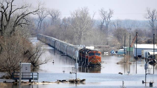 Nebraska Farm Bureau President on the flooding impact: Crop losses in the $400M-$500M area