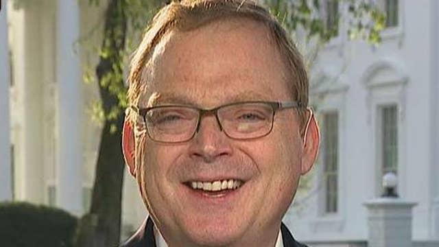 Hassett talks US economy hotspots, weak spots